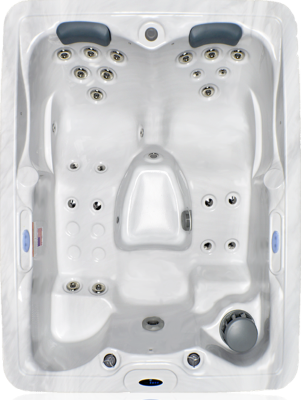 Catalina Signature CS-3 Sterling Silver Hot Tub