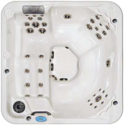 Clearwater ES76L Hot Tub